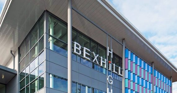 Bexhill, Curtain Walling,DualFrame